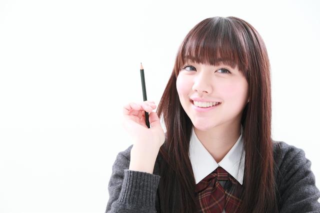 高校生の女の子